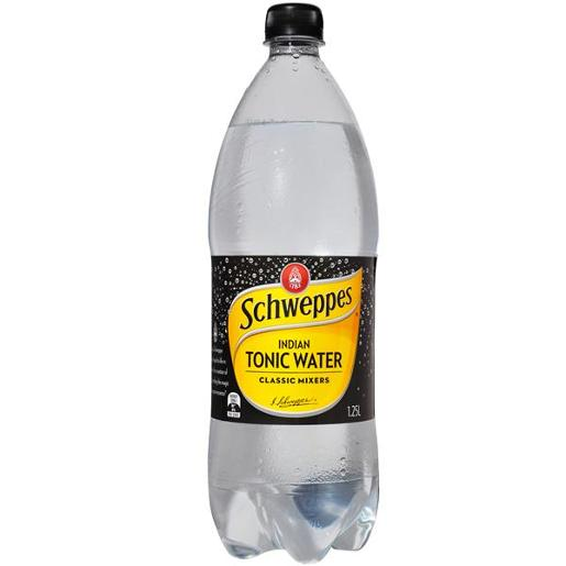 TONIC WATER 1.25L