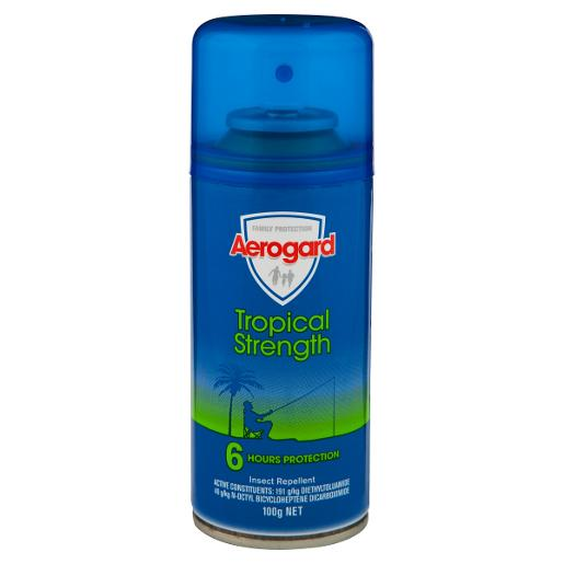 TROPICAL SPRAY 100GM
