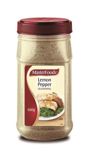 LEMON & PEPPER SEASONING 680GM