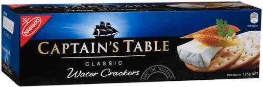 CAPTAIN TABLE CLASSIC 125GM