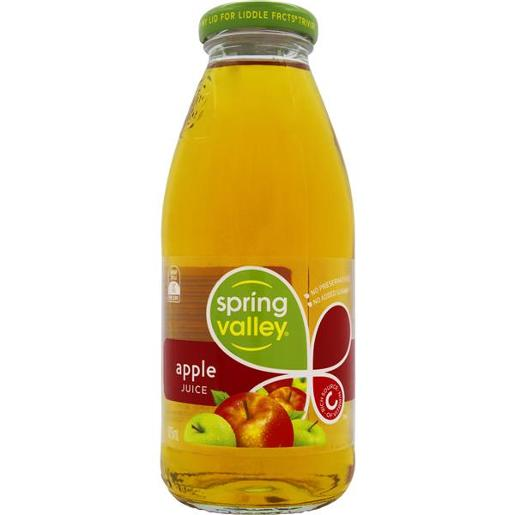 APPLE JUICE 375ML