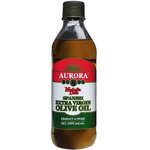 EXTRA VIRGIN OLIVE OIL BOTTLE 500ML