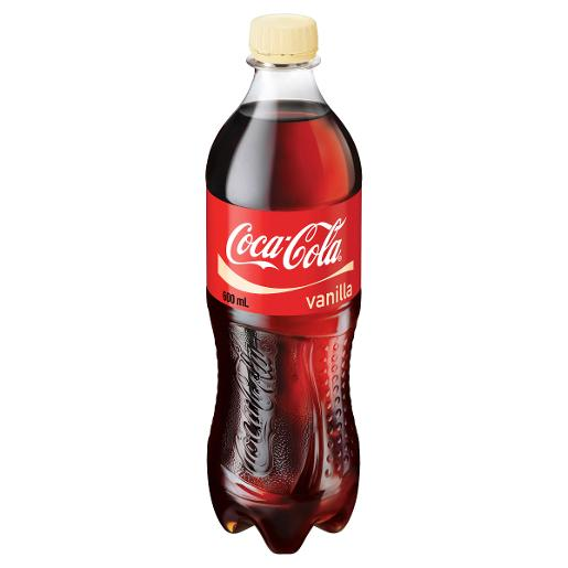 Coca Cola Vanilla Coke 600ml