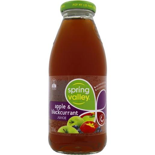 APPLE AND BLACKCURRENT JUICE 375ML
