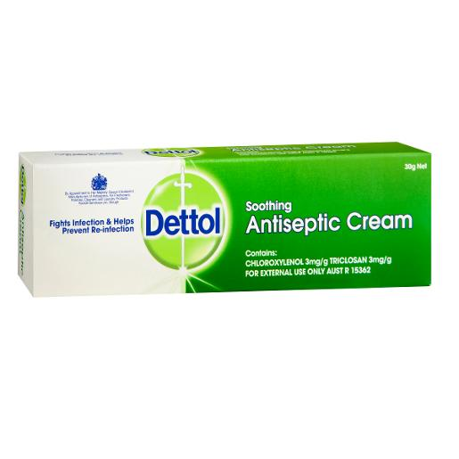 ANTISEPTIC CREAM 30GM