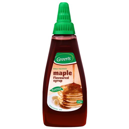 SYRUP MAPLE 375GM