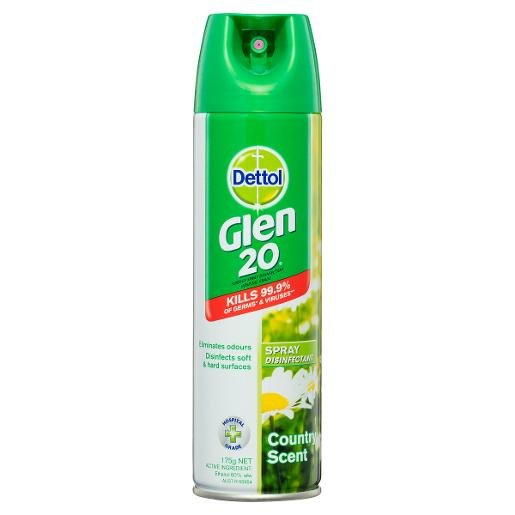 DISINFECTANT SPRAY COUNTRY SCENT 175G