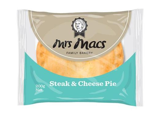 STEAK AND CHEESE PIE 200GM
