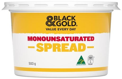 MONOUNSATURATED SPREAD 500GM