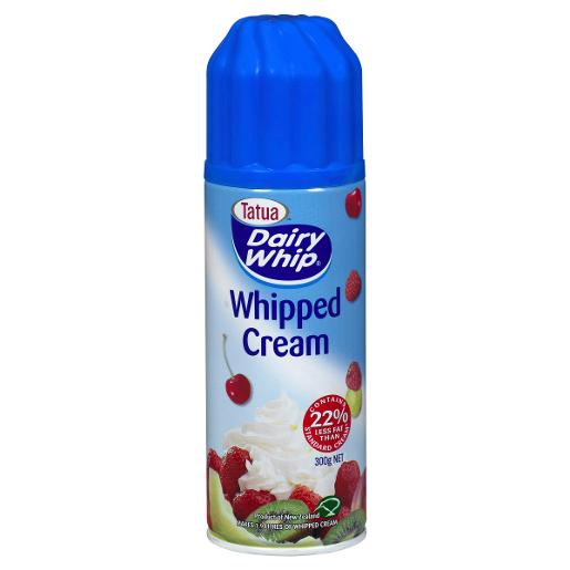 WHIPPED CREAM 300GM