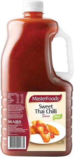 SWEET THAI CHILLI SAUCE 3LT