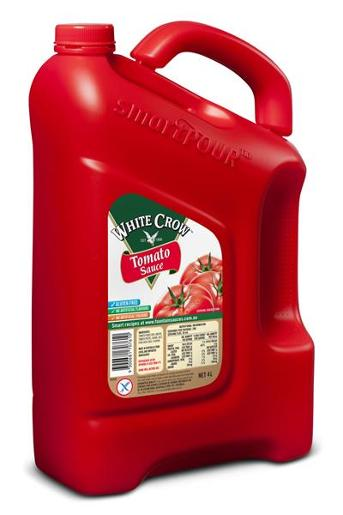 GLUTEN-FREE CATERERS TOMATO SAUCE 4L