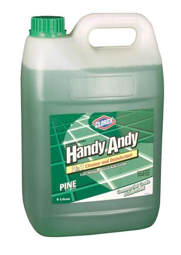 CLEANER AND DISINFECTANT PINE 5L
