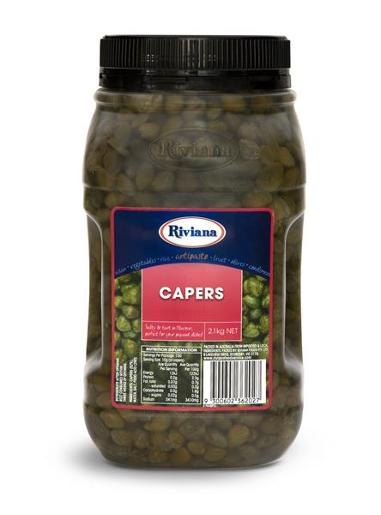 CAPERS 2.1KG