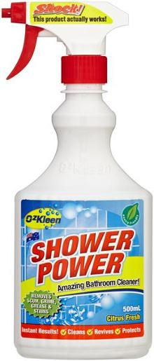 CITRUS FRESH BATHROOM CLEANER 500ML