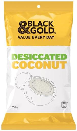 DESICCATED COCONUT 250G