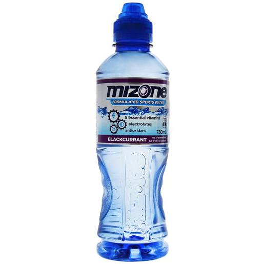 FORMULATED BLACKCURRANT SPORTS WATER 750ML