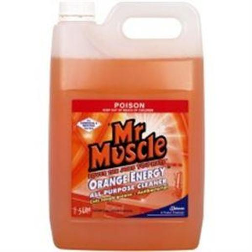 ORANGE ENERGY ALL PURPOSE CLEANER 5L
