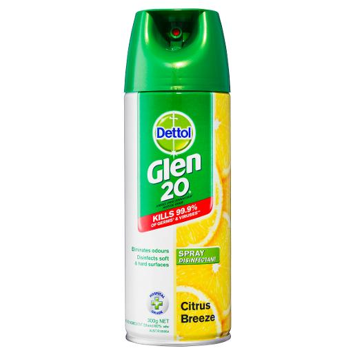 DISINFECTANT SPRAY CITRUS BREEZE 300G