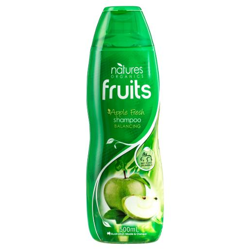 FRUITS APPLE FRESH HAIR SHAMPOO 500ML