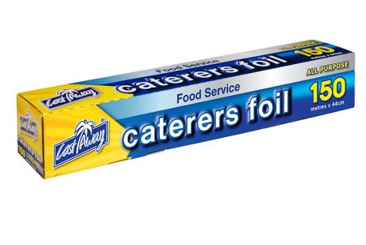 CATERERS FOIL ALL PURPOSE 44CM X 150M