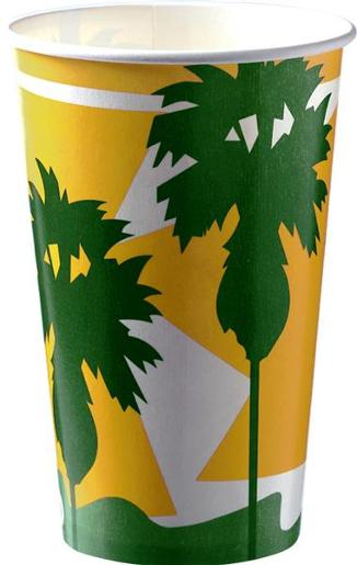 PAPER COLD CUPS DAINTREE THICKSHAKE 488ML 50S