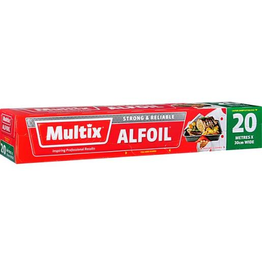 ALFOIL TRADTIONAL STRENGTH 20M