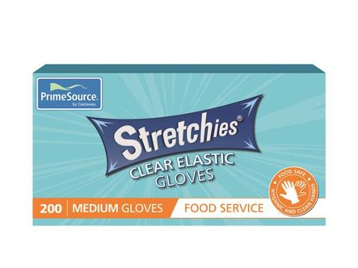 STRETCHIES MEDIUM GLOVES 200S