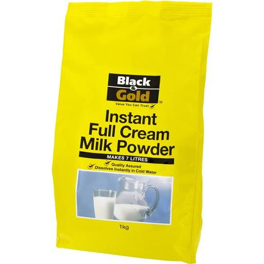MILK POWDER FULL CREAM 1KG
