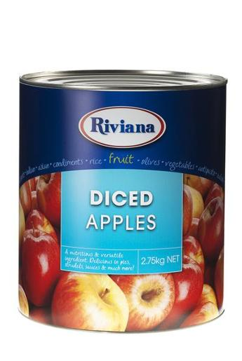 DICED APPLE 2.75KG