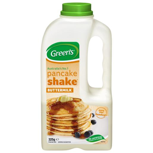 PANCAKE SHAKE BUTTERMILK 325GM