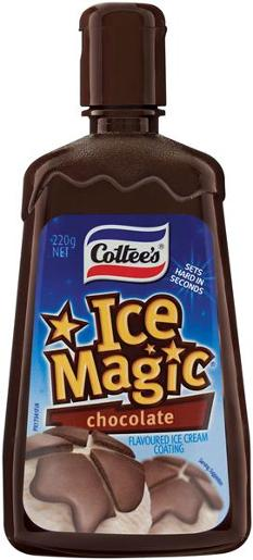 CHOOCOLATE ICE MAGIC 220GM