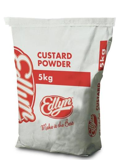 CUSTARD POWDER 5KG