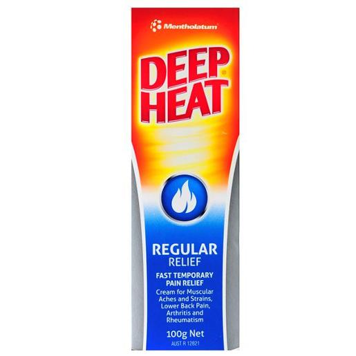 DEEP HEAT RUB 100GM
