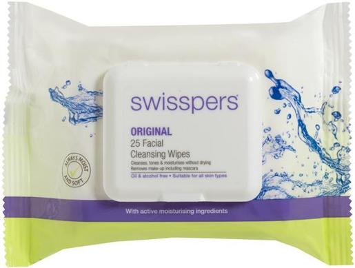 FACIAL WIPES SCENTED 25S
