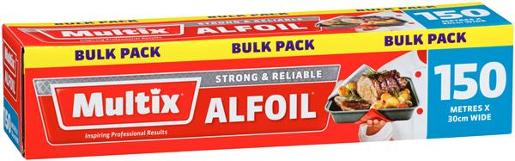ALFOIL TRADTIONAL STRENGTH 150M