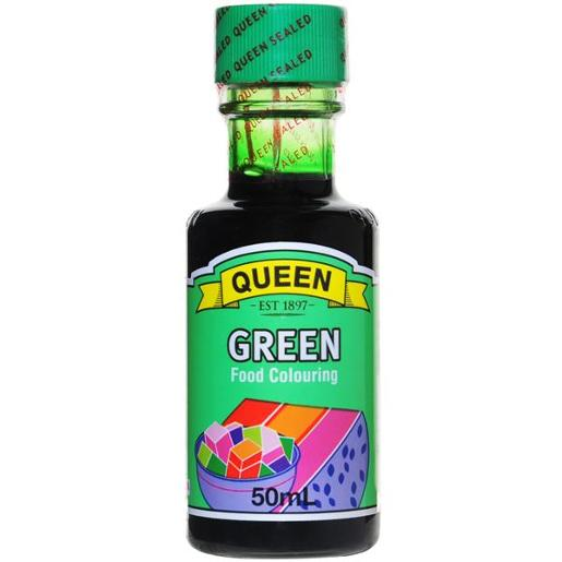 GREEN CAKE COLOURING 50ML