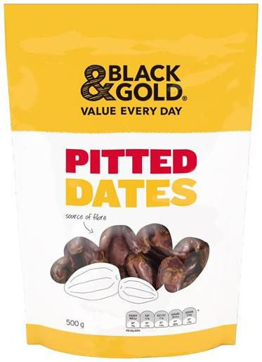 PITTED DATES 500GM