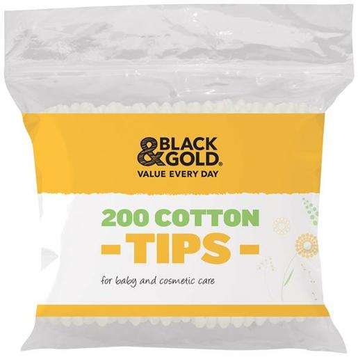 COTTON TIPS 200S