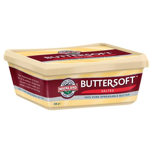 BUTTERSOFT 250GM
