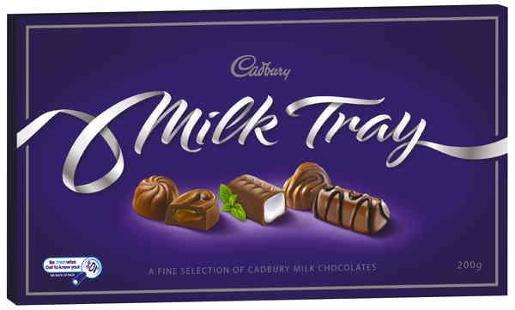 MILK TRAY BOX 200G