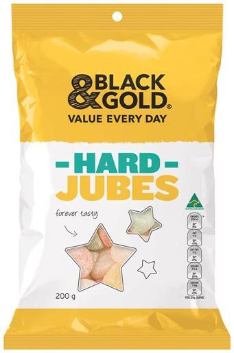 HARD JUBES 200GM