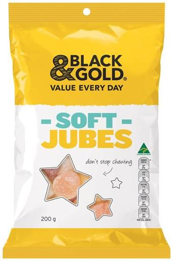 SOFT JUBES 200GM