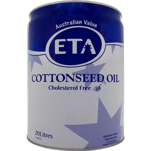 COTTONSEED OIL 20L