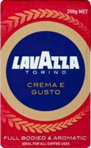 CREMA GUSTO GROUND COFFEE 200GM