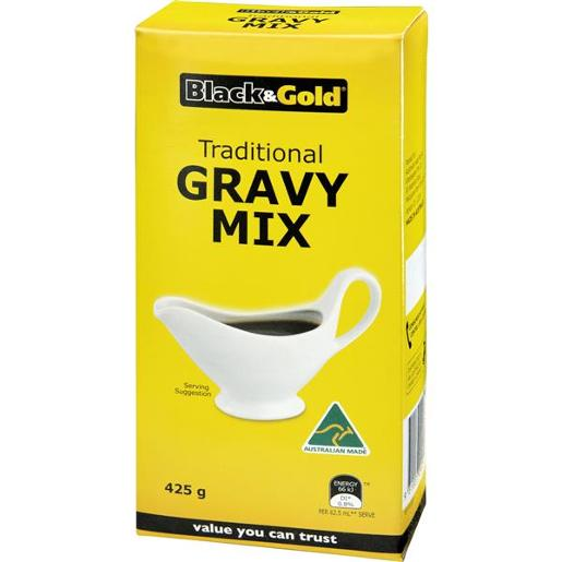 GRAVY MIX TRADITIONAL 425GM