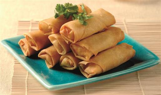 COCKTAIL SPRING ROLLS 1.44KG