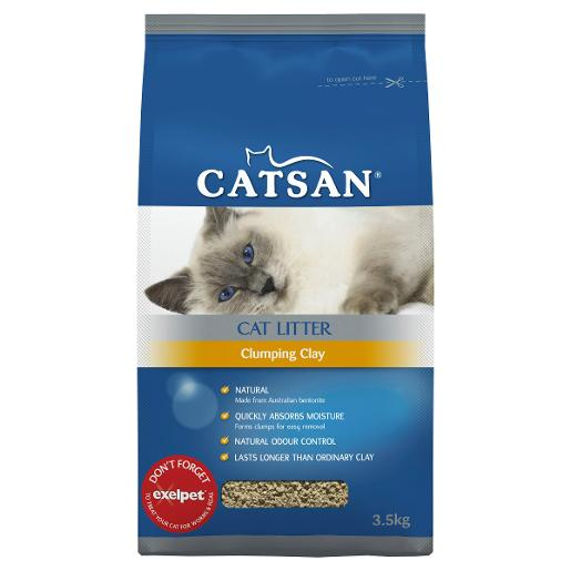 CAT LITTER ULTRA 3.5KG
