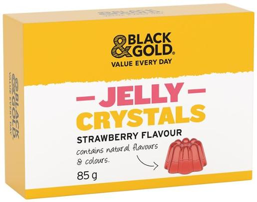 STRAWBERRY JELLY 85GM
