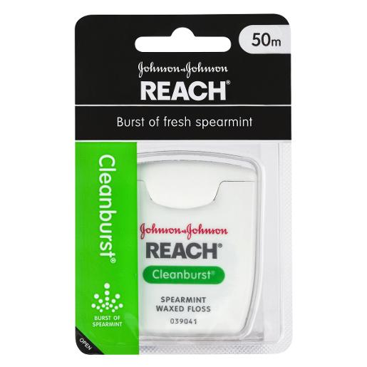 ICY SPEARMINT DENTAL FLOSS 50M